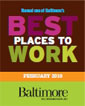 CollabraSpace voted a top employer by Baltimore Magazine