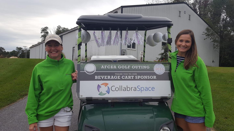 Proud Sponsor of AFCEA CMD Fall Golf Tournament!