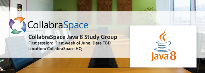 CollabraSpace Java 8 Study Group: Professional Level Certification