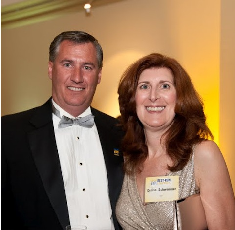 CEO Ray Schwemmer Attends the SmartCEO100 Soiree