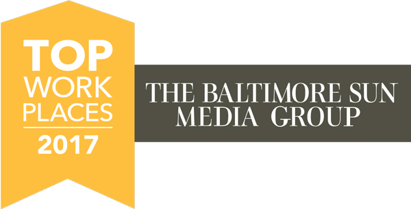 CollabraSpace is a Baltimore Sun Top Workplace for 2017!
