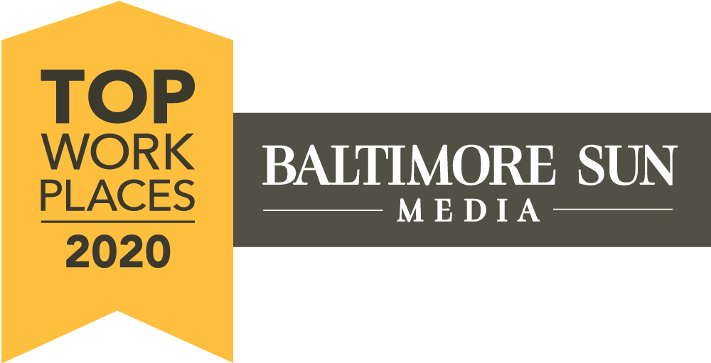CollabraSpace is a 2020 Baltimore Sun Top Workplace!