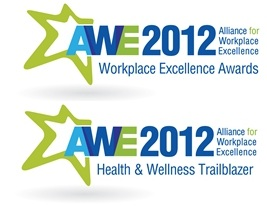 "CollabraSpace Named an Alliance for Workplace Excellence's 2012 ""Workplace Excellence"" and ""Health & Wellness Trailblazer"" Awards"