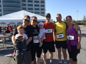 CollabraSpace Participates in the 2014 AFCEA 5k & Fun Run